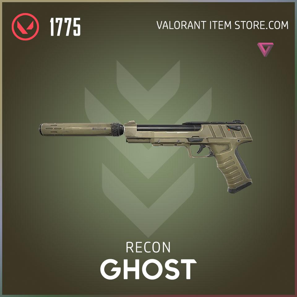 recon ghost valorant