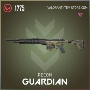 recon guardian valorant