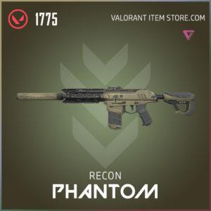 recon phantom valorant