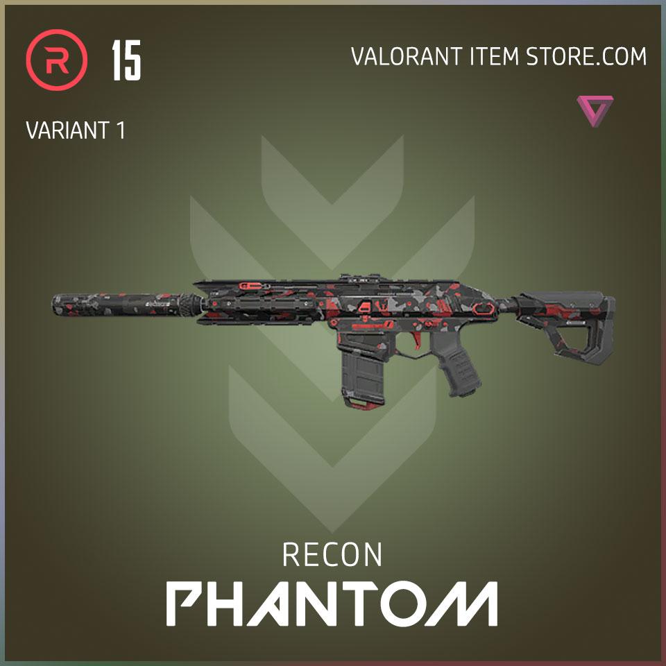 recon phantom valorant variant 1
