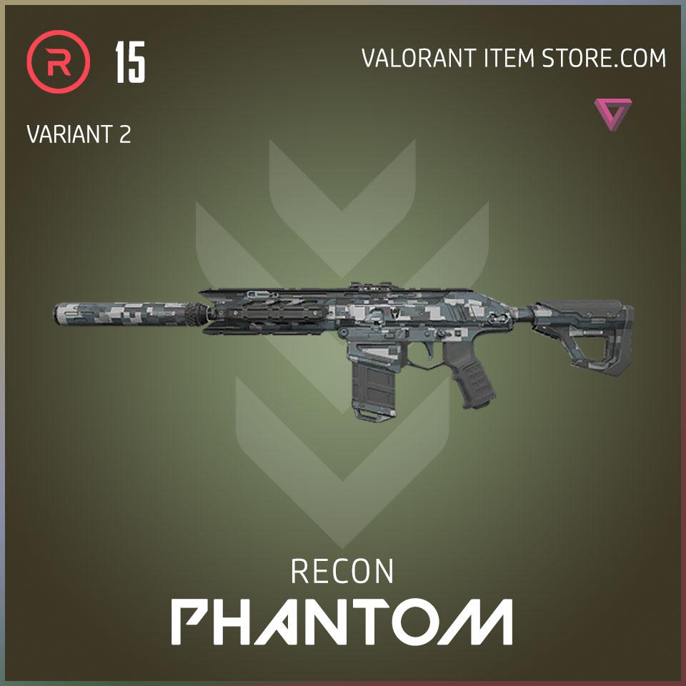 recon phantom valorant variant 2