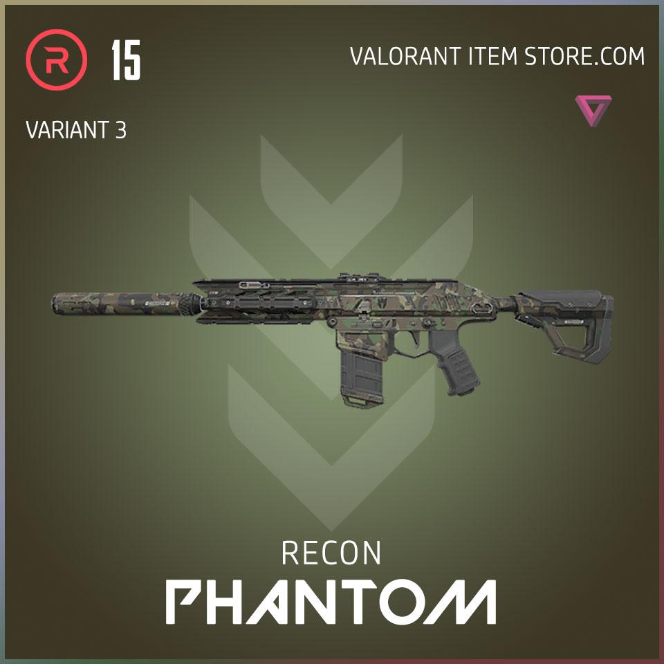 recon phantom valorant variant 3