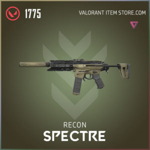 recon spectre valorant