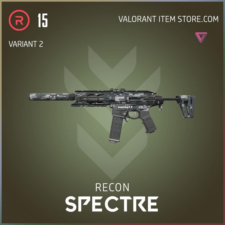 recon spectre valorant variant 2