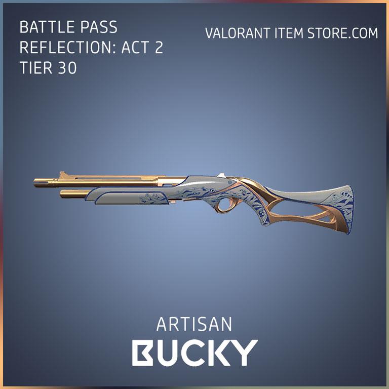 artisan bucky battle pass reflection act 2