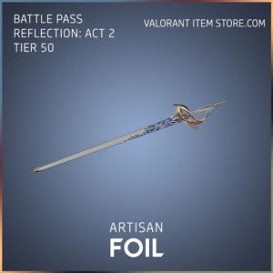 artisan foil battle pass reflection act 2