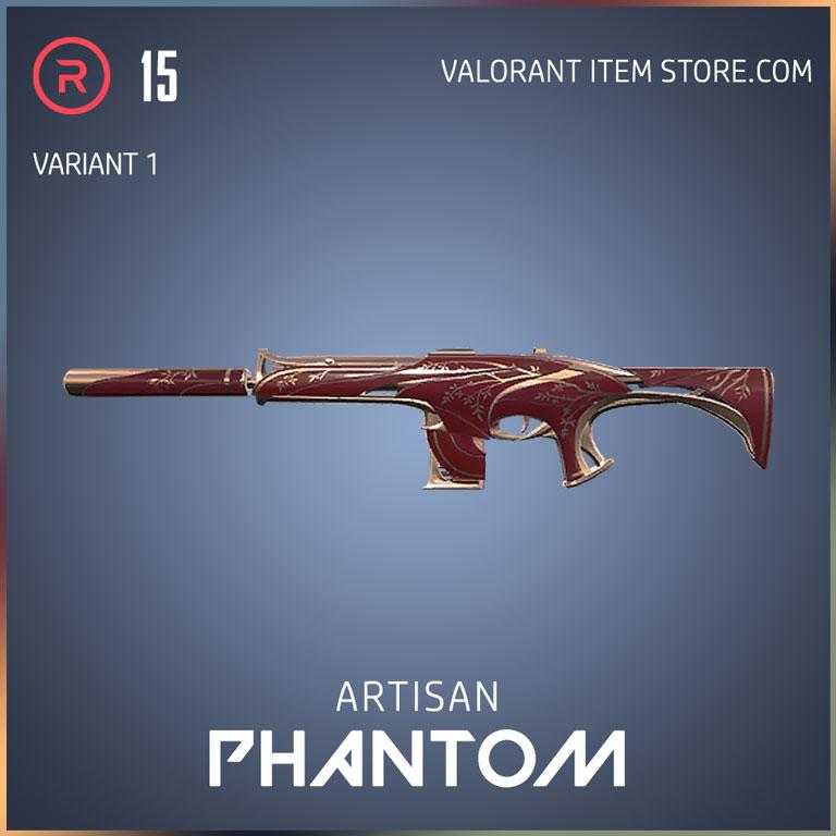 artisan phantom battle pass reflection act 2 variant 1