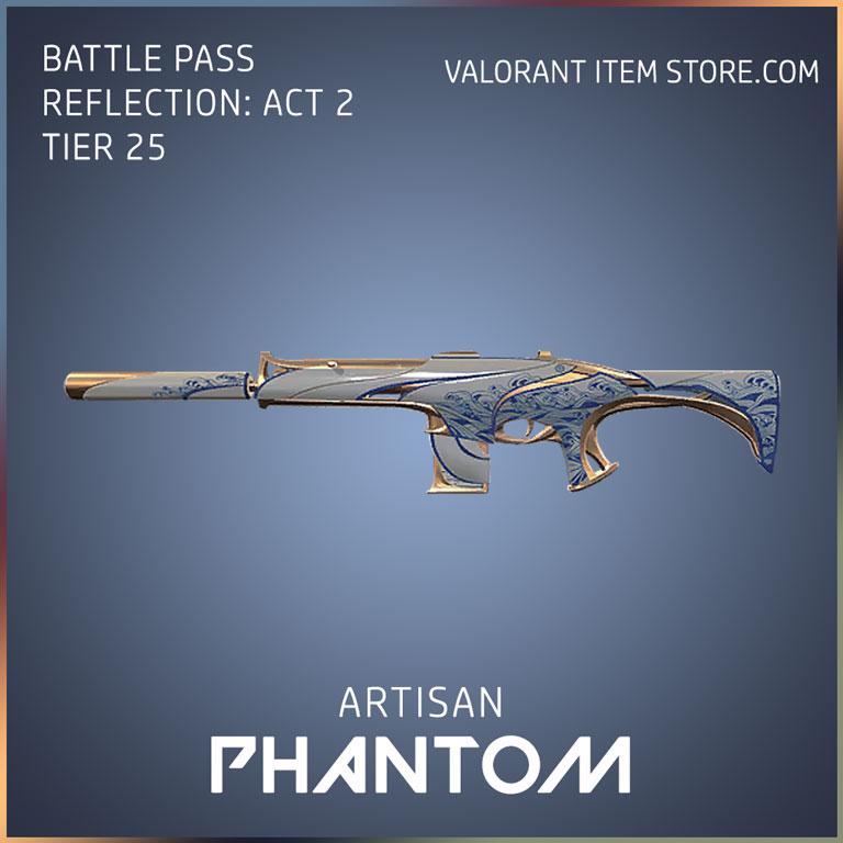 artisan phantom battle pass reflection act 2