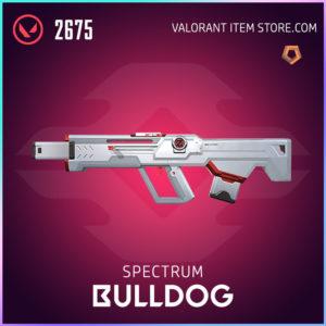 Spectrum Bulldog Valorant