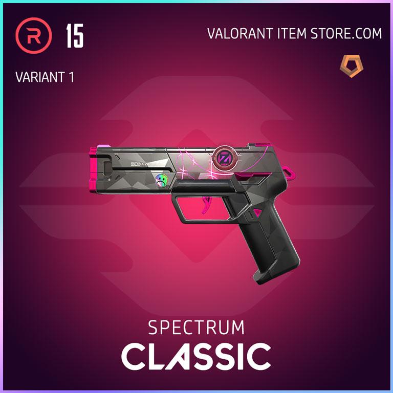 Spectrum Classic Valorant variant 1