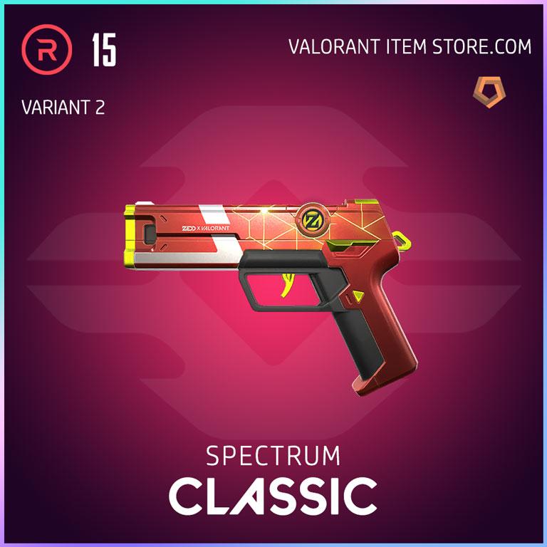 Spectrum Classic Valorant variant 2