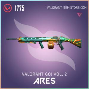 VALORANT GO! Volume 2 ares