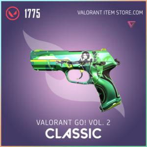 VALORANT GO! Volume 2 classic