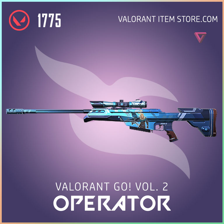 VALORANT GO! Volume 2 operator
