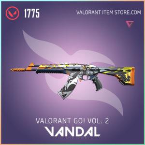 VALORANT GO! Volume 2 vandal