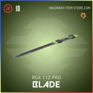 RGX 11z Pro blade level 2