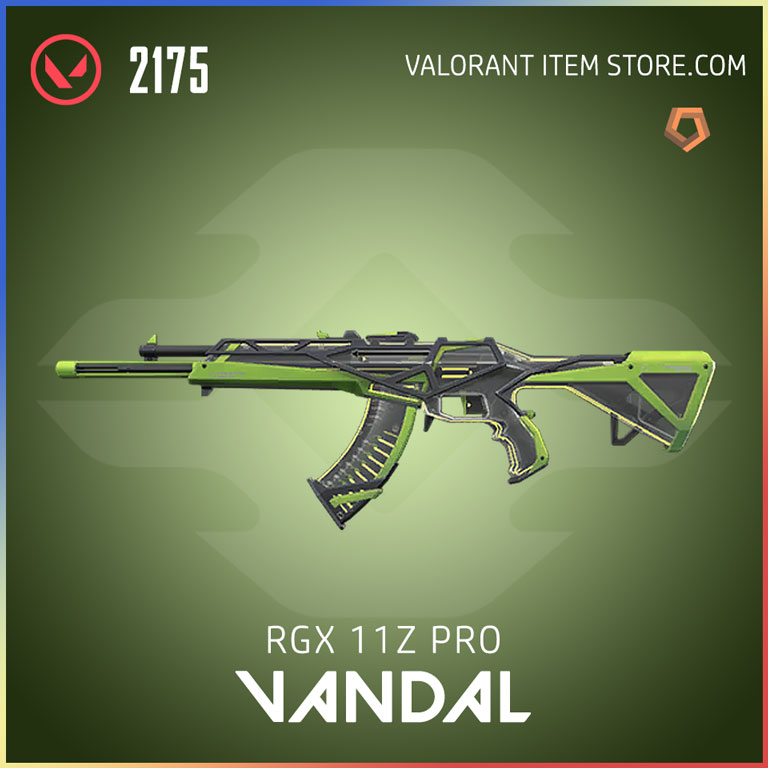 RGX 11z Pro vandal