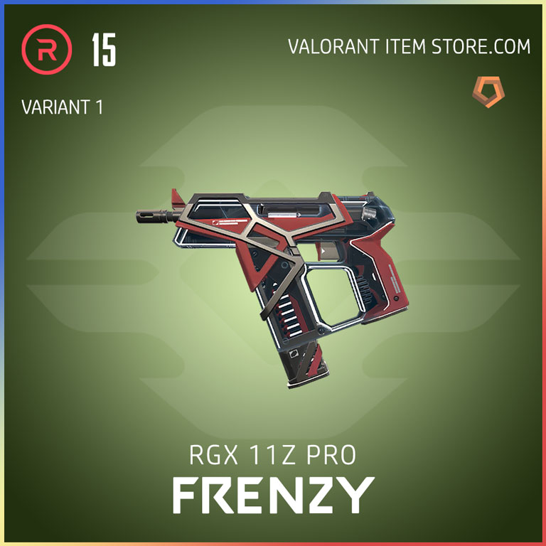 RGX 11z Pro Frenzy v1