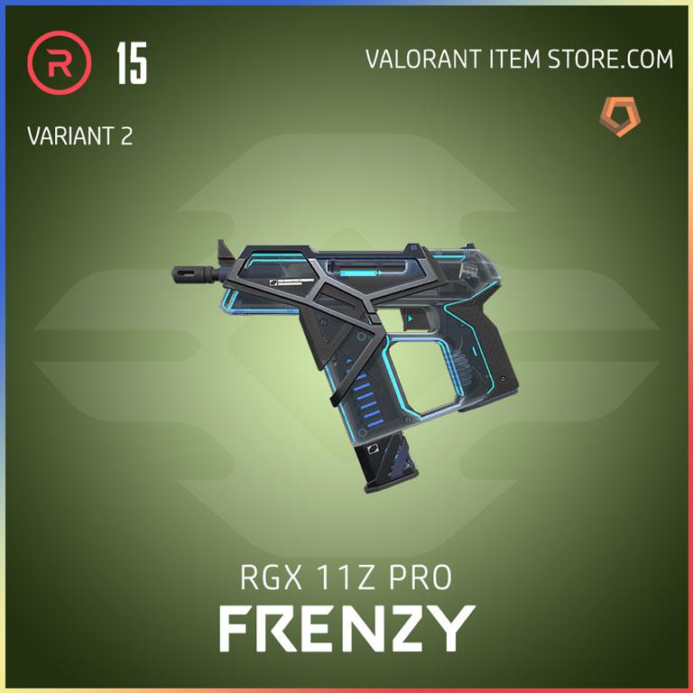 RGX 11z Pro Frenzy v2