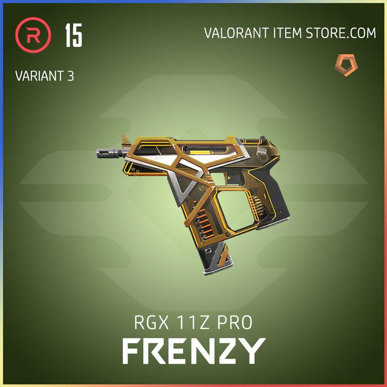 RGX 11z Pro Frenzy v3