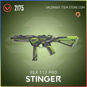RGX 11z Pro Stinger