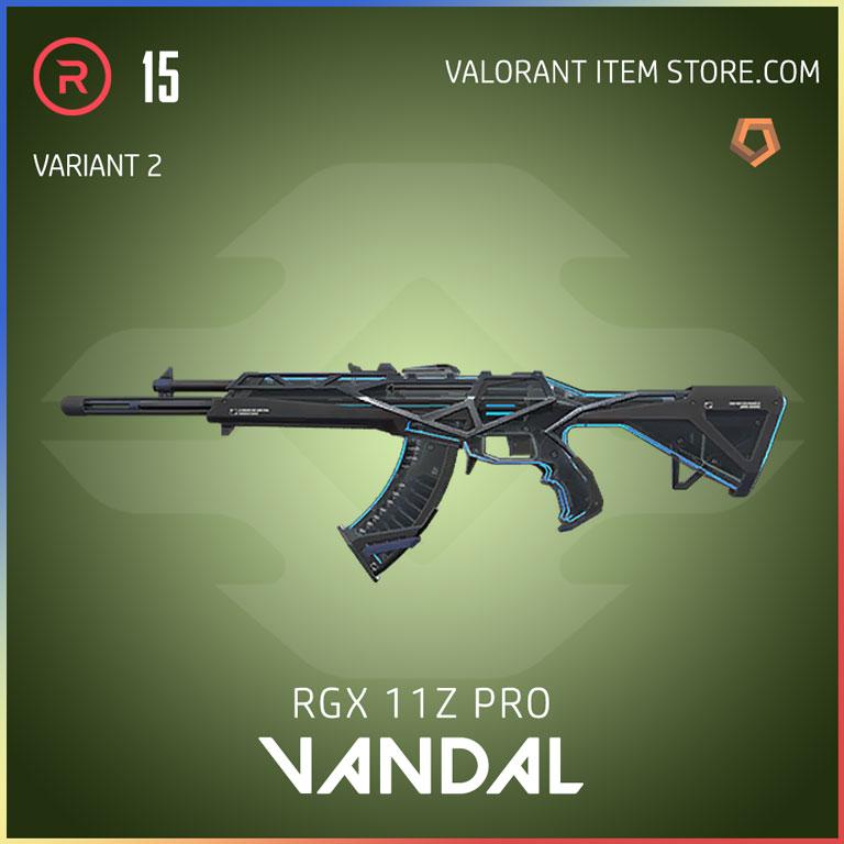 RGX 11z Pro vandal v2