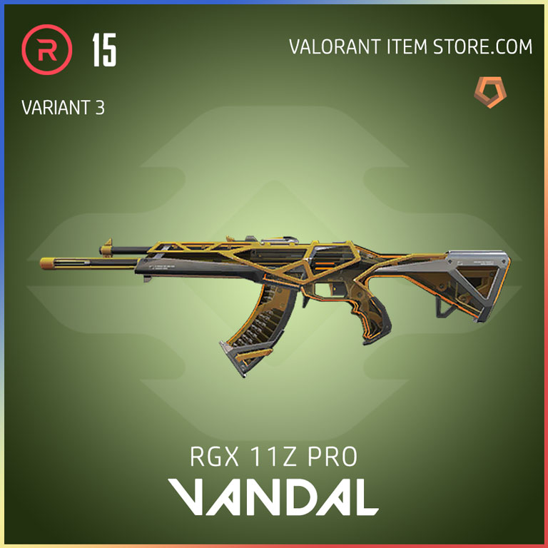 RGX 11z Pro vandal v3